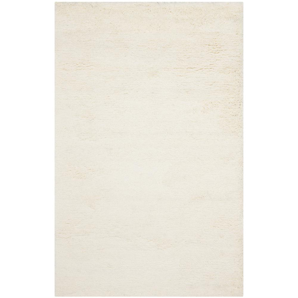 This Review Is From Clic Shag White 2 Ft X 4 Area Rug