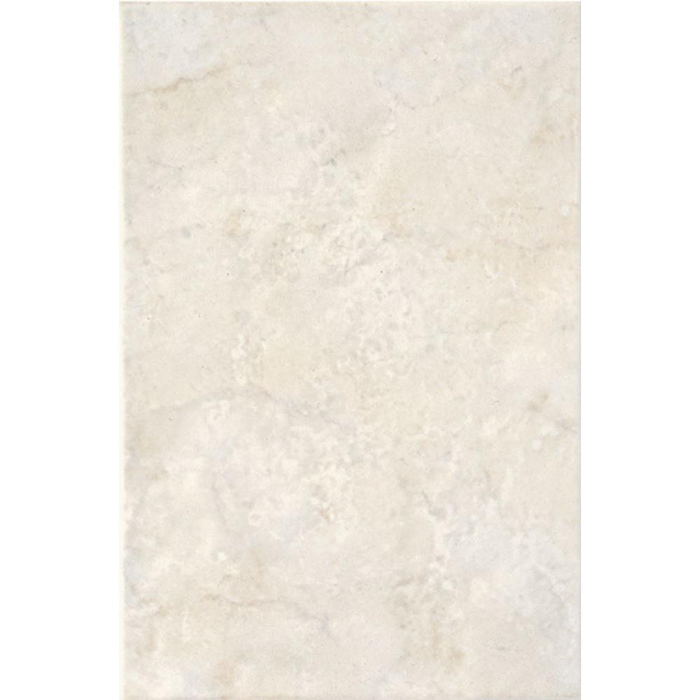 Eliane Illusione Ice 8 In X 12 In Ceramic Wall Tile 1615 Sq Ft