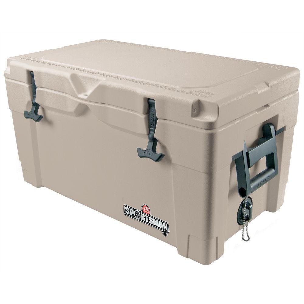 Sportsman 55 Qt. Retractable Handles Cooler