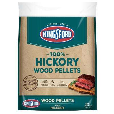 20 lbs. Hickory Wood Grilling Pellets