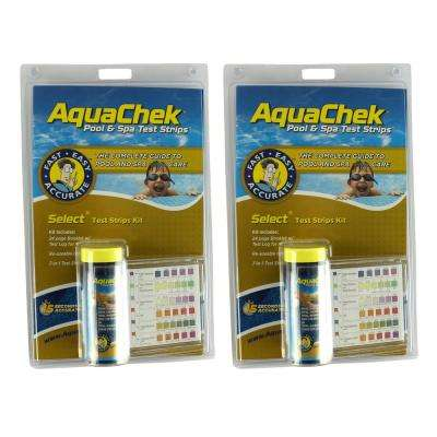 Pool 7-in-1 Test Strips Kit (2-Pack)