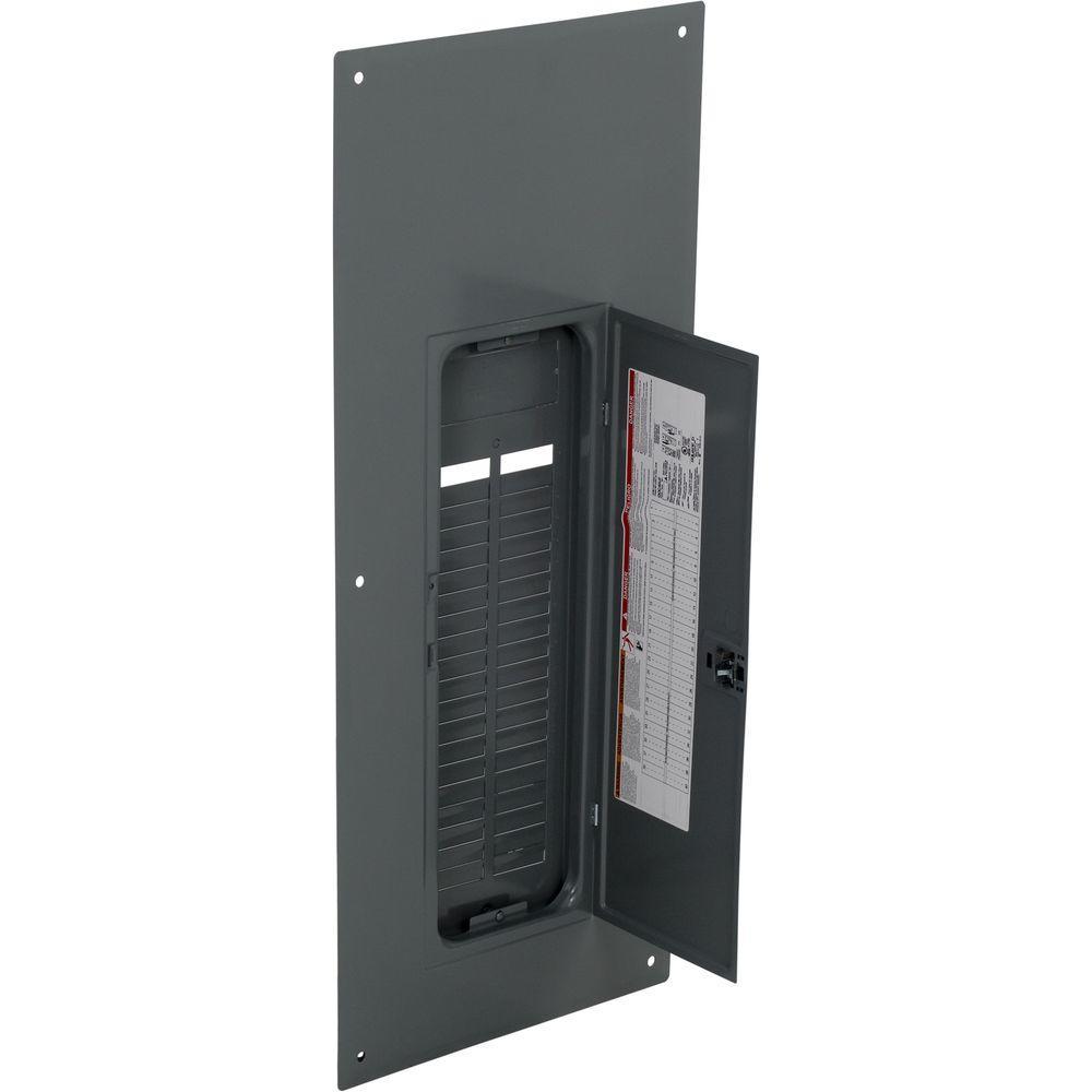 QO 40-Space Indoor Load Center Flush Cover