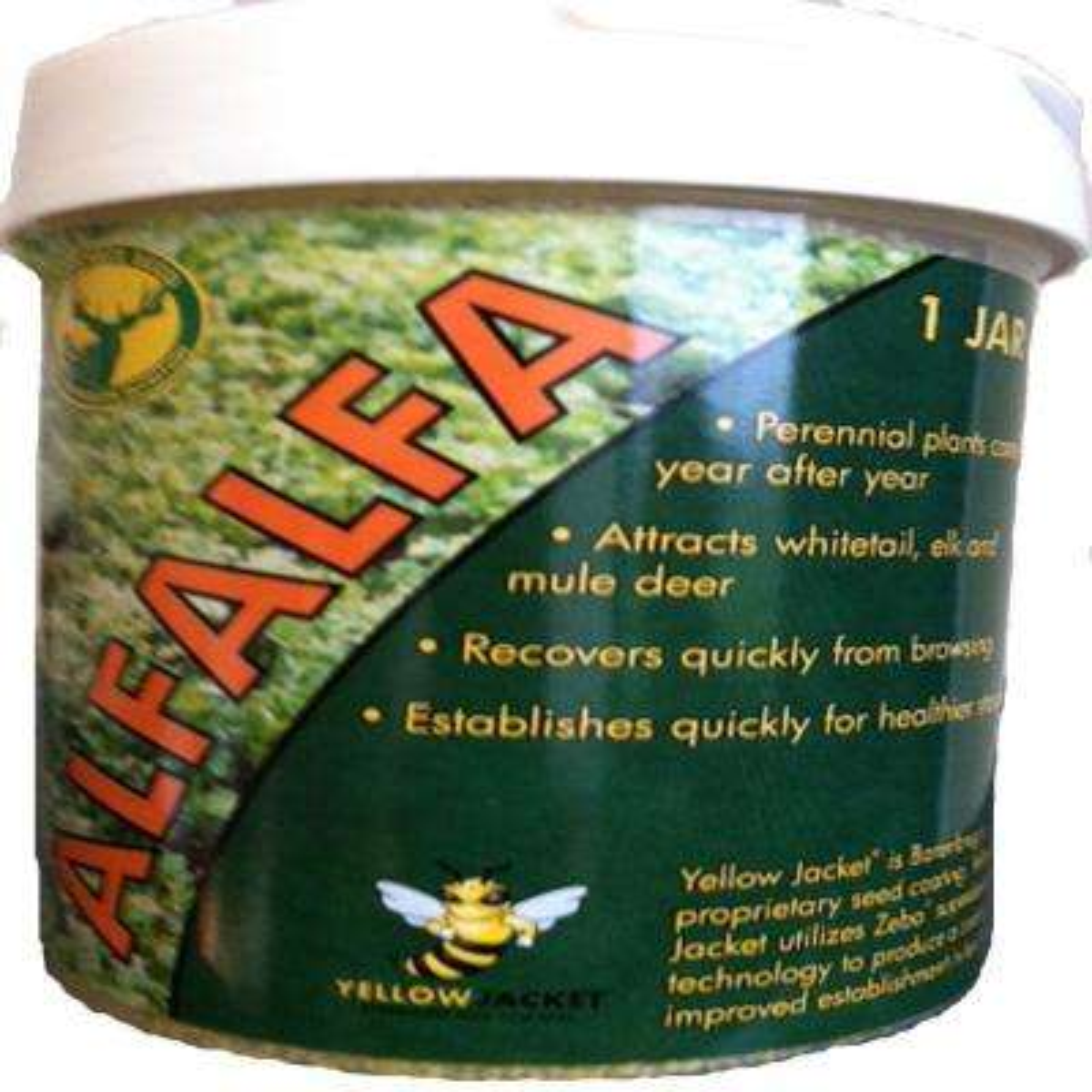 1 lb. Alfalfa Pounder Professional Wildlife Seed