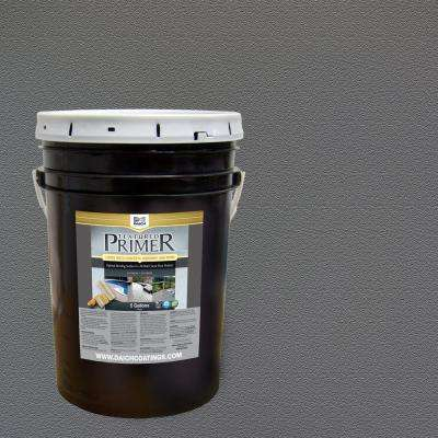 Textured 5 gal. Charcoal Gray Interior Exterior Bonding Primer Penetrating Anti-Slip