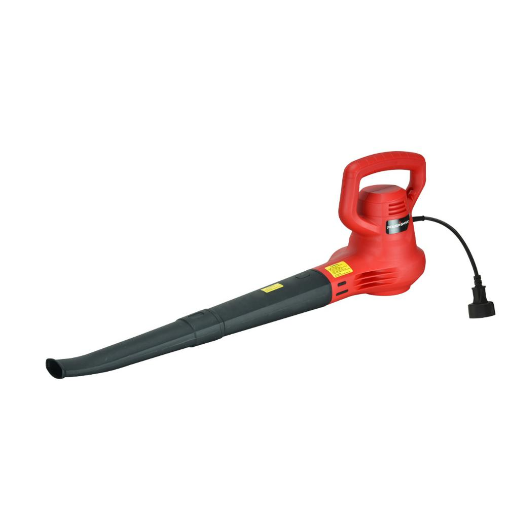 PowerSmart 186 MPH 184 CFM 7.5 Amp Electric Handheld Leaf Blower