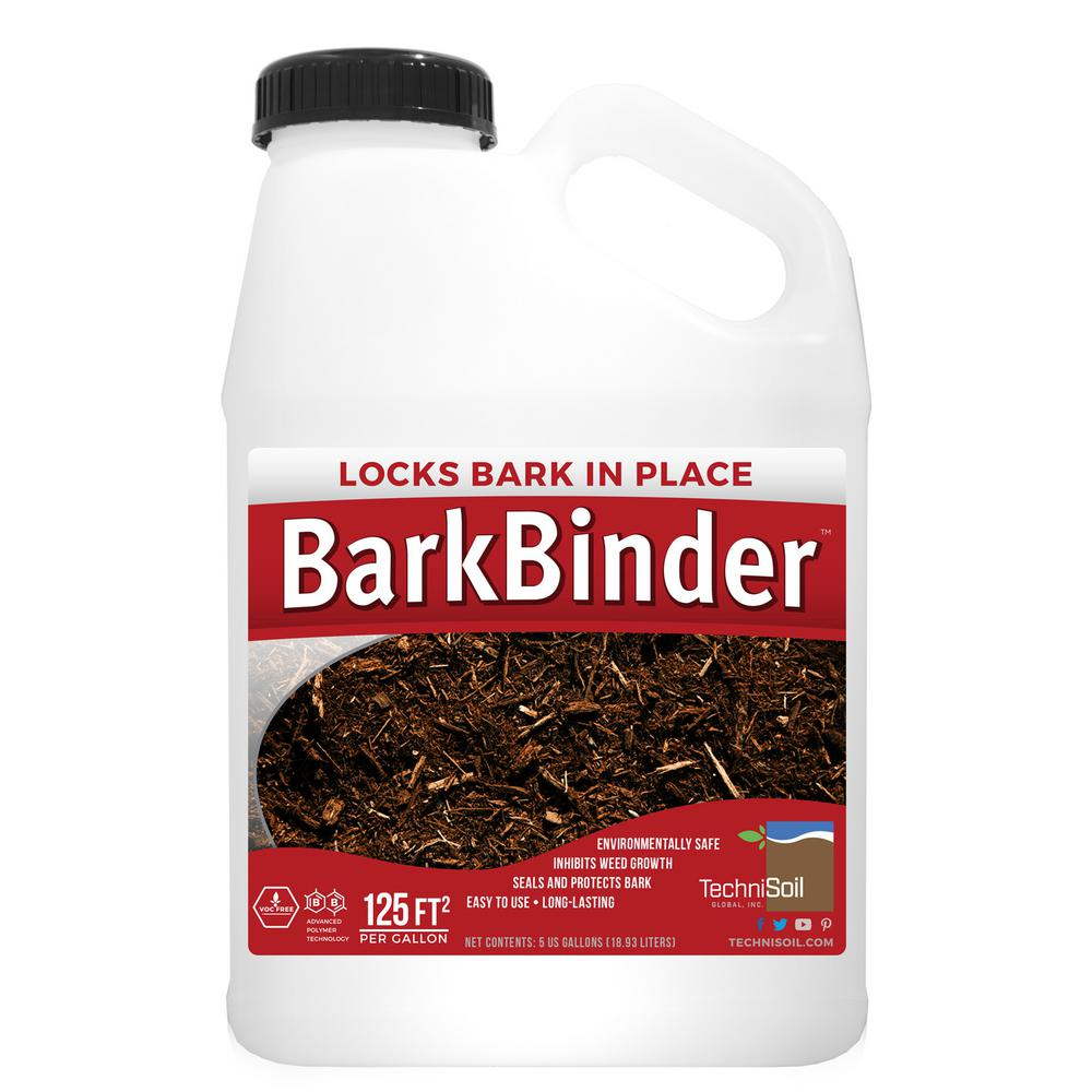 Technisoil Barkbinder Bark And Mulch Stabilizer 1 Gal Bottle
