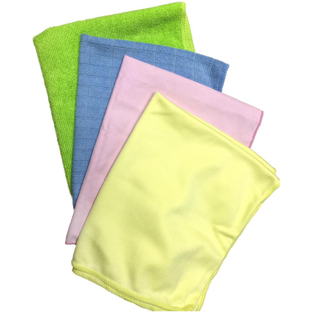 2 lbs. Bag Assorted Microfiber Rags