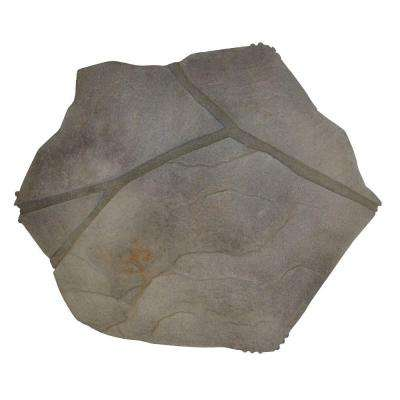 Flagstone Tudor 20 in. x 21 in. Thin Overlay Flagstone (4-Pieces/8.6 sq. ft. per Box)