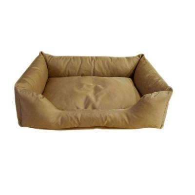 Large Khaki Brutus Tuff Kuddle Lounge