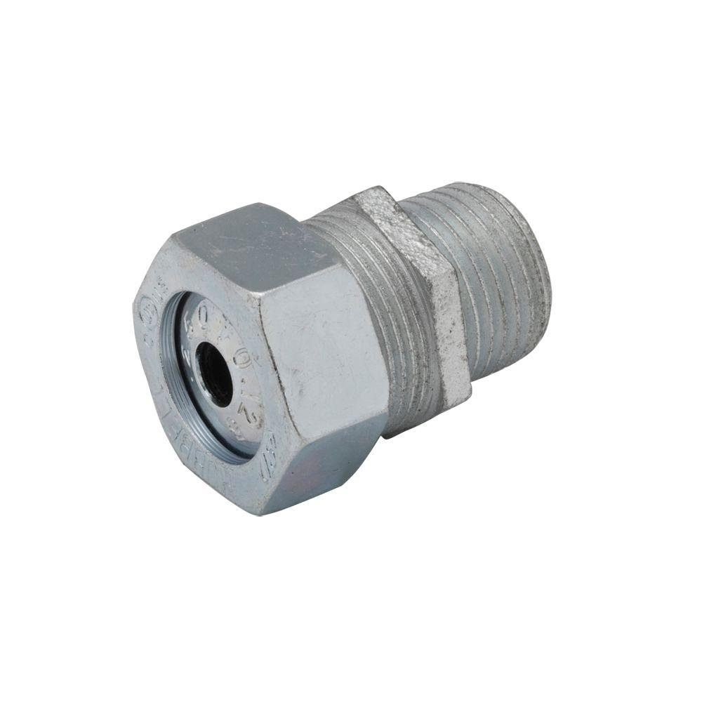 Liquidtight Strain Relief 1-1/4 in. Cord Connector (25-Pack)