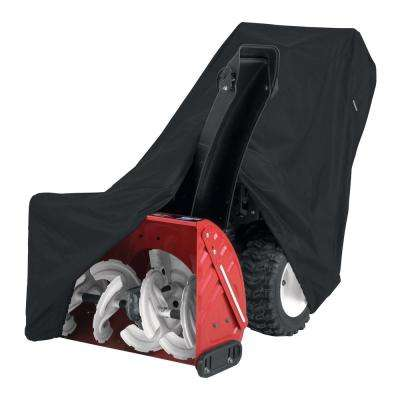 2-Stage 47 in. L x 31 in. W x 43 in. H Snow Thrower Cover with Tall Chute