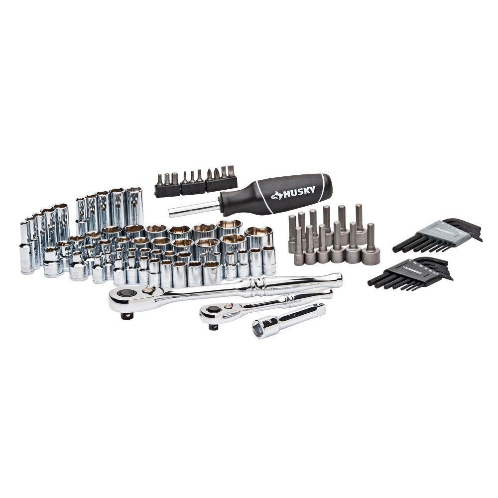 Husky Mechanics Tool Set (92-Piece) by Husky