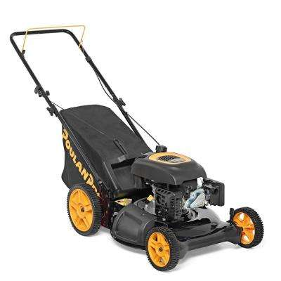 PR174Y22RHPE Power 22 in. 174cc Walk Behind Gas 3-in-1 Self Propelled Lawn Mower