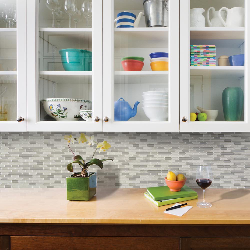 Peel and stick tile backsplash reviews