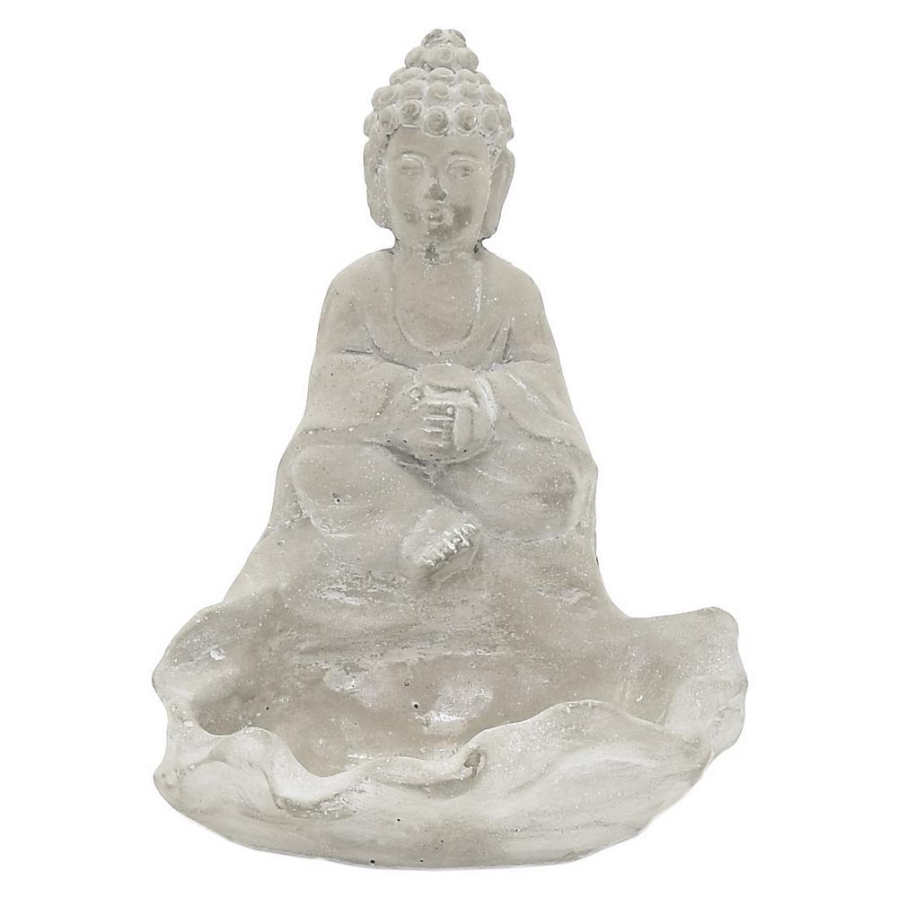 9.5 in. Sitting Buddha