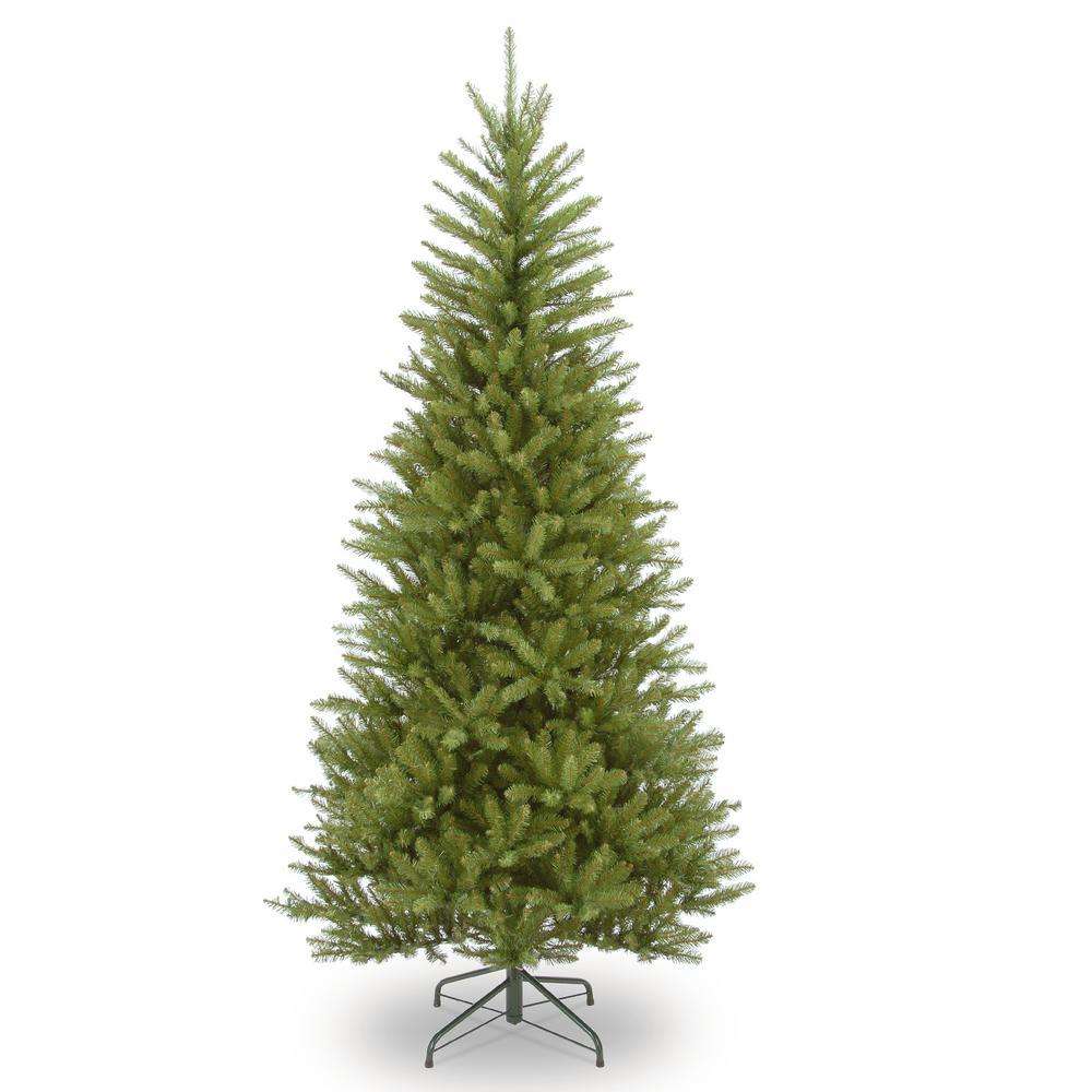 10 Pre Lit Christmas Tree Part - 33: National Tree Company 10 Ft. Dunhill Fir Slim Tree