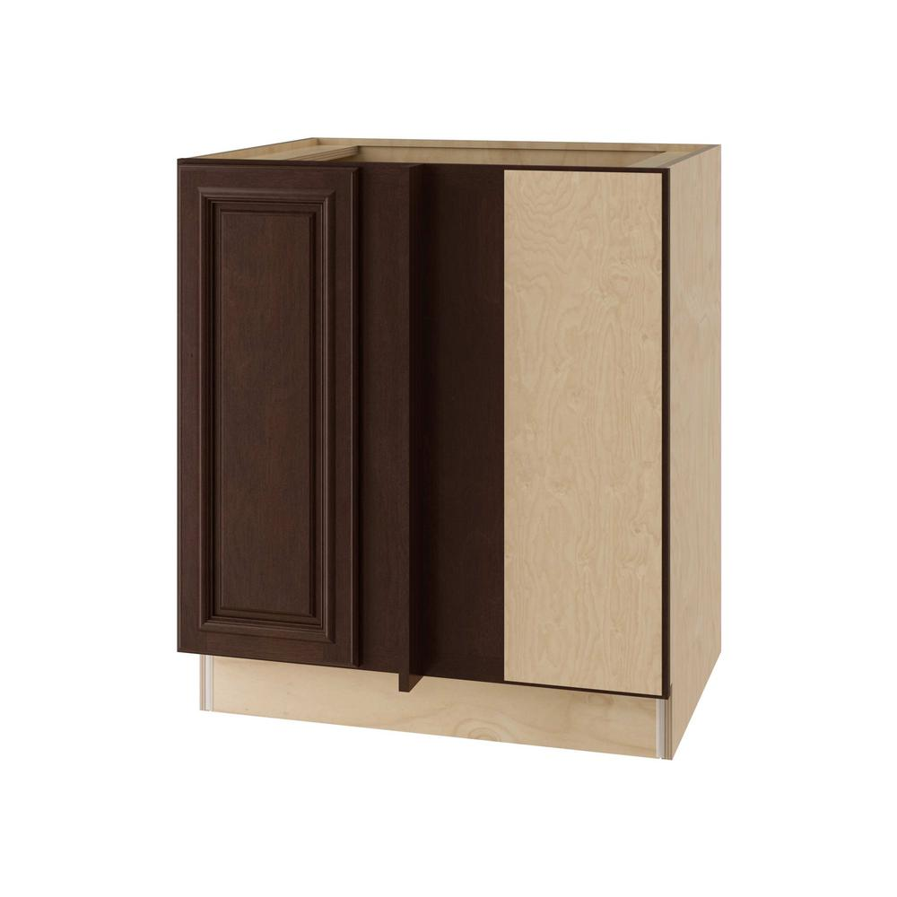 corner cabinet home depot home decorators collection somerset assembled 30x34 5x24 13912