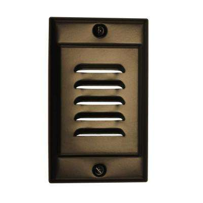 1-Watt Oil-Rubbed Bronze Indoor/Outdoor Integrated LED Landscape Path Light