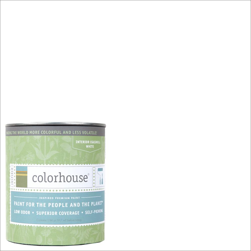1 qt. Bisque .01 Eggshell Interior Paint