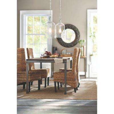 Holbrook Coffee Bean Dining Table