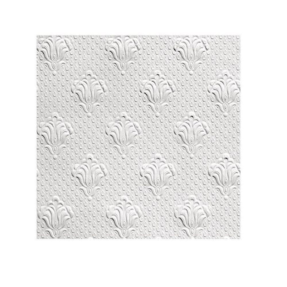 Albert RD0669 Anaglypta Supaglypta Paintable Textured Blown Vinyl Wallpaper