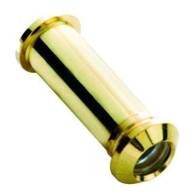 160-Degree Solid Brass Door Viewer