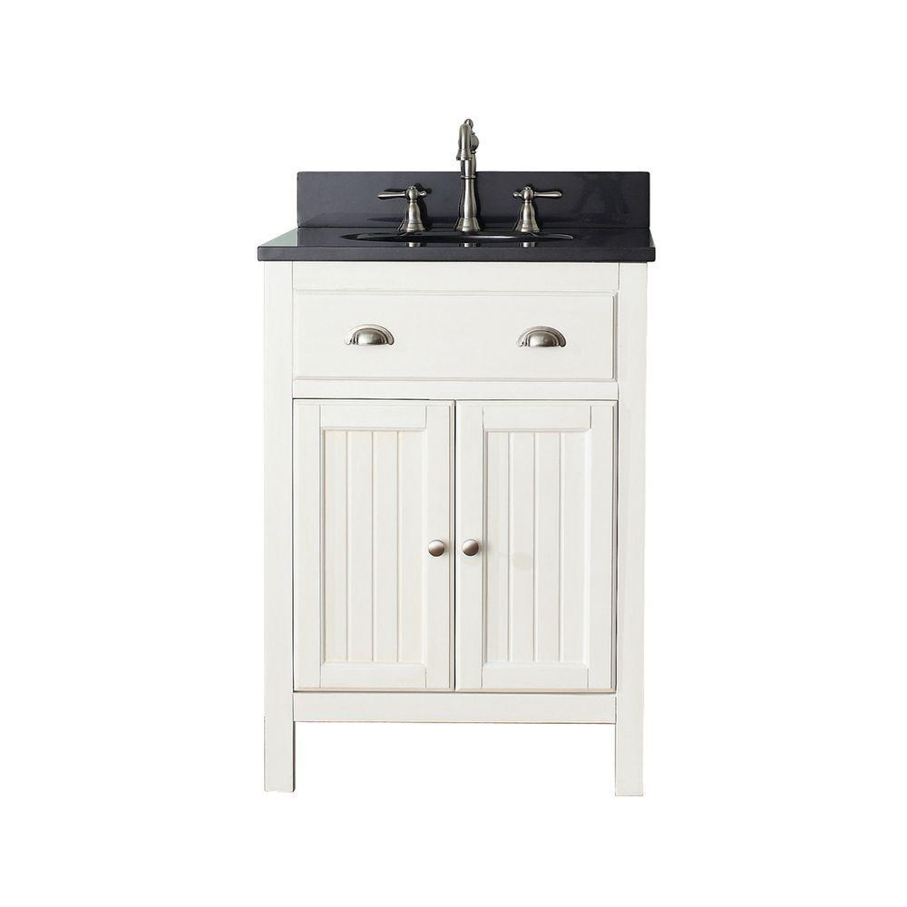Kitchen Cabinets Home Depot Vs Lowes: Avanity Hamilton 25 In. W X 22 In. D X 35 In. H Vanity In