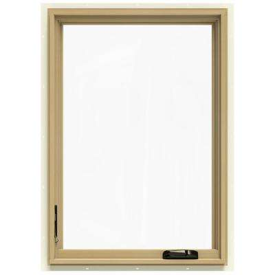 28-3/4 in. x 40-3/4 in. W-2500 Left-Hand Casement Wood Window
