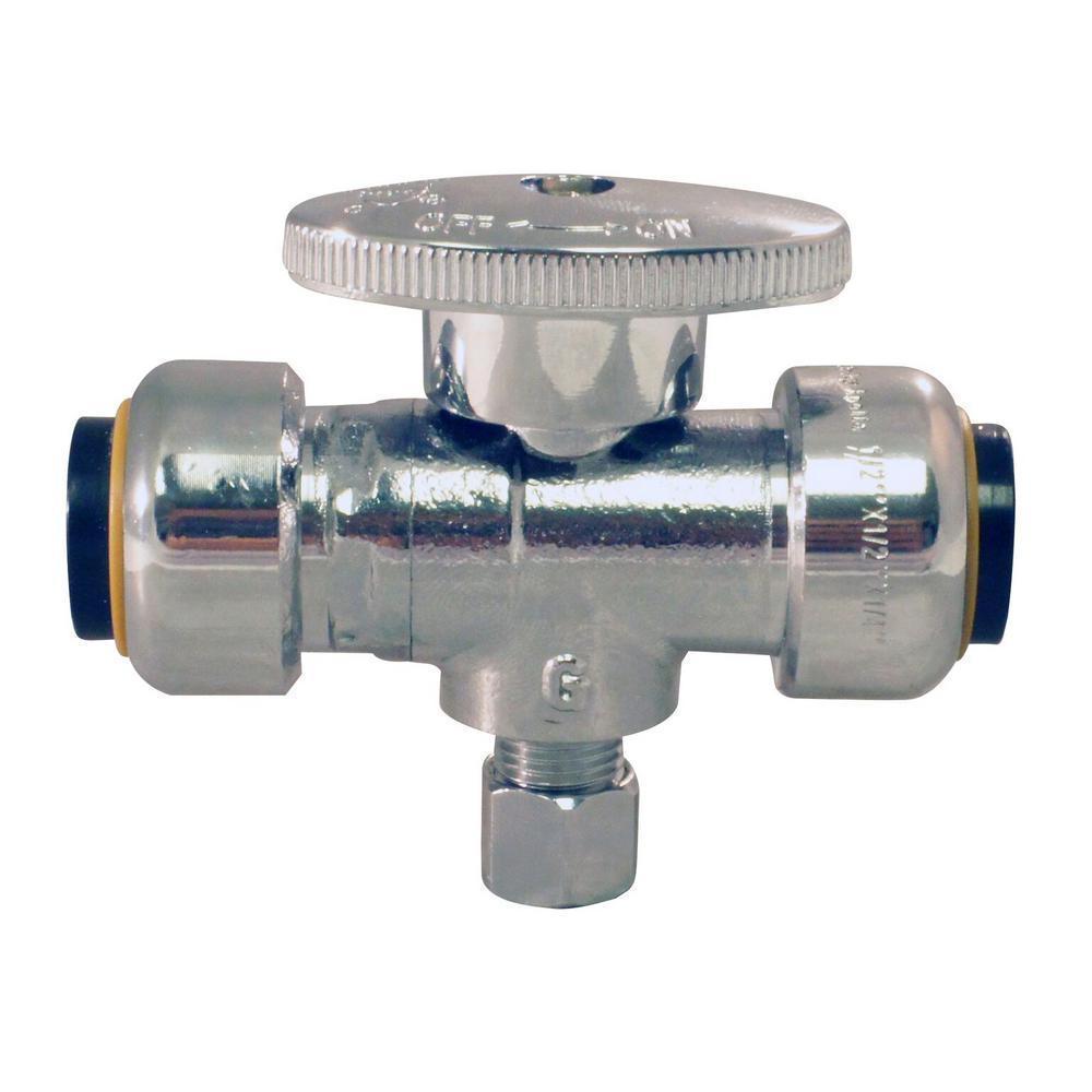"2x 1//4/"" Water Pressure Reducing Regulator Valve Adjustable Thread Valve"