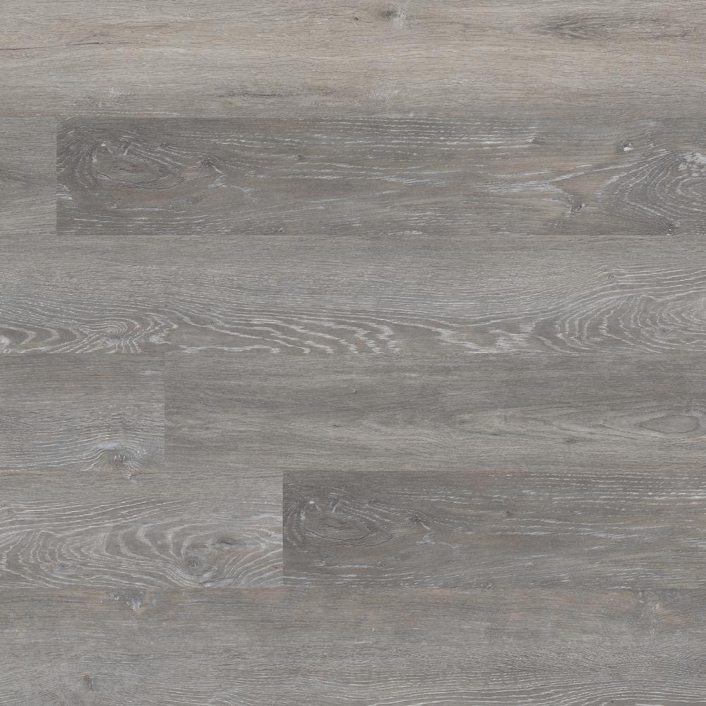 MSI Woodlett Urban Ash 6 in. x 48 in. Glue Down Luxury Vinyl Plank Flooring (36 sq. ft. / case)
