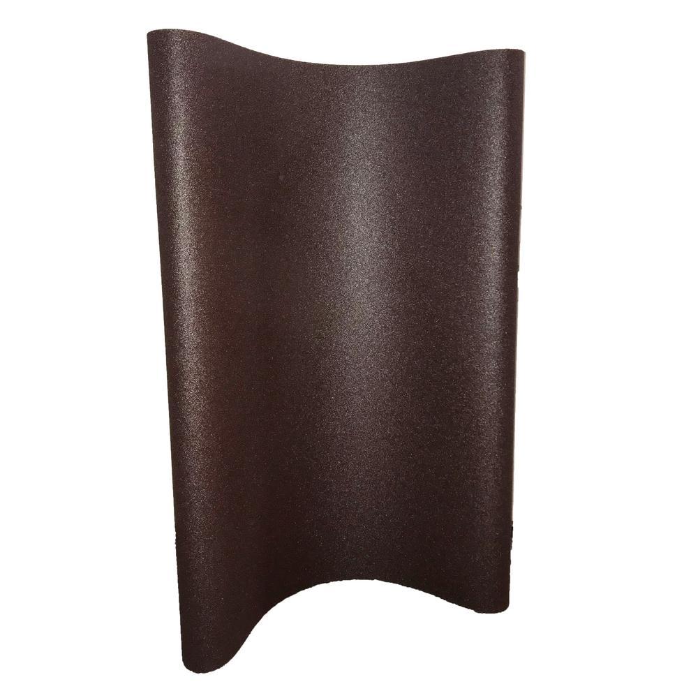 Sungold Abrasives 67904 Blue Zirconia Cloth Sanding Belts 120 Grit 3 Pack 4 X 36