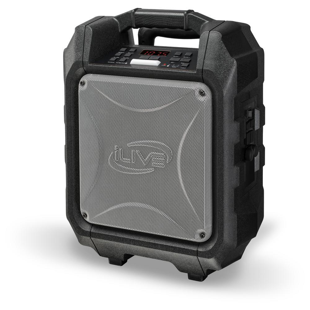 Ilive Bluetooth Wireless Tailgate Speaker Isb657b The