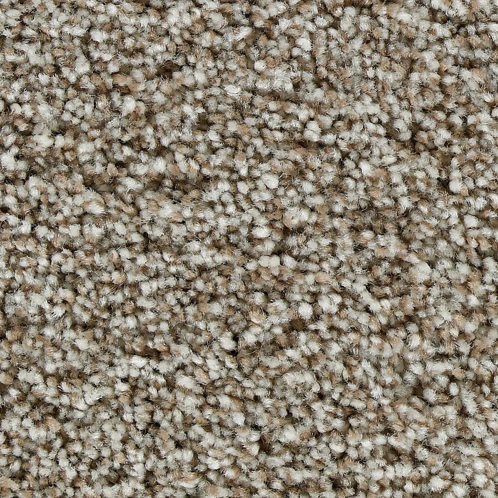 Carpet Sample - Greenlee II - In Color White Birch 8 in. x 8 in.