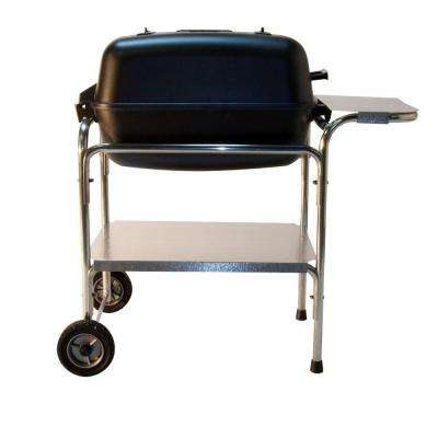 PK Grills Original Grill and Smoker in Graphite