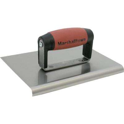 6 in. x 4-1/2 in. Stainless Steel Edger