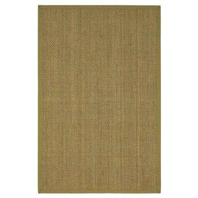 Seascape Natural 5 ft. x 7 ft. 9 in. Area Rug