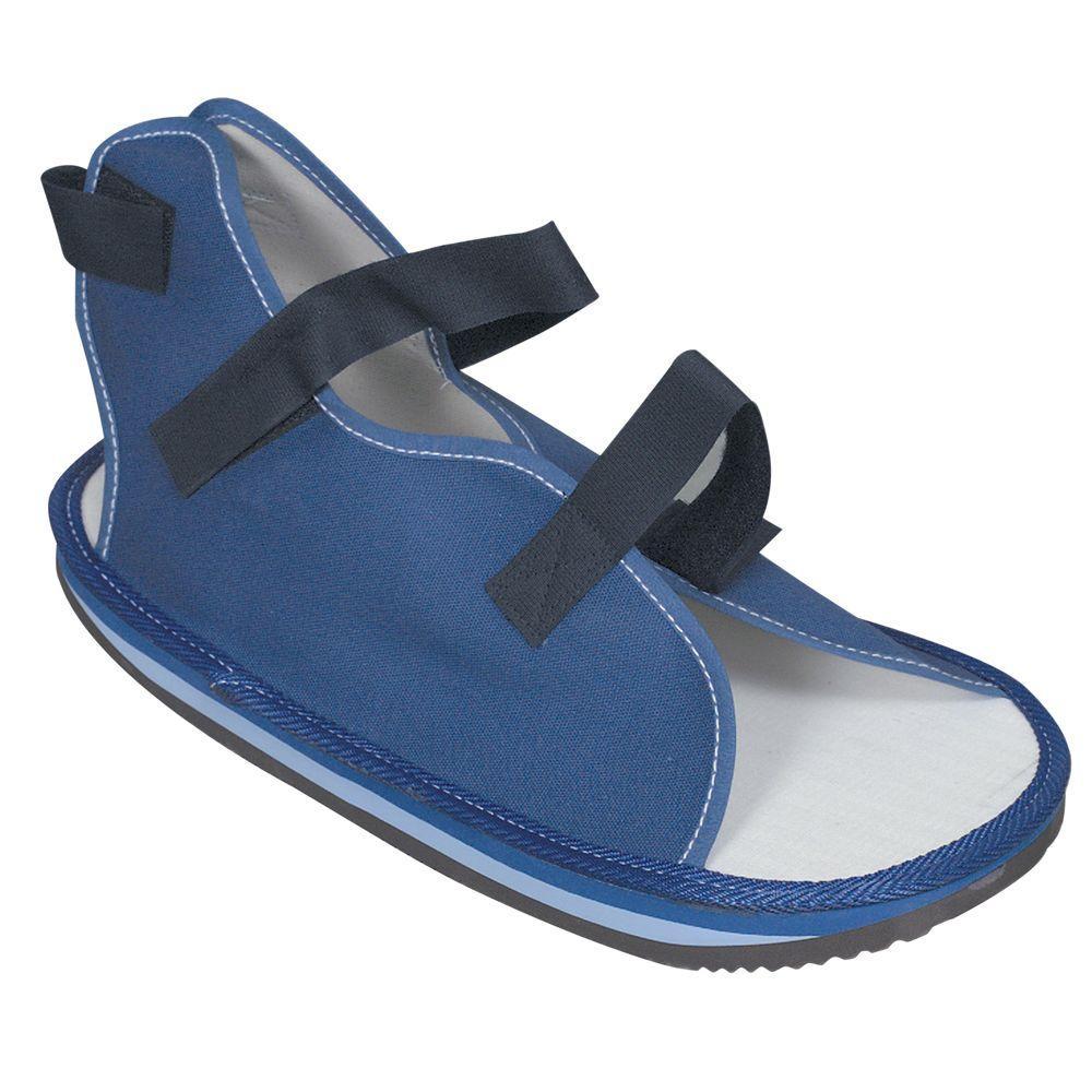 null Rocker Bottom Cast Shoe Medium