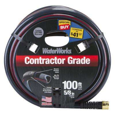 5/8 in. Dia. x 100 ft. Commercial Duty Garden Hose