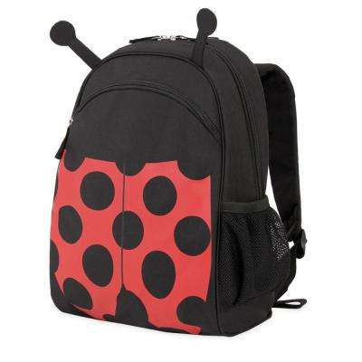 Frenchies Lady Bug Backpack