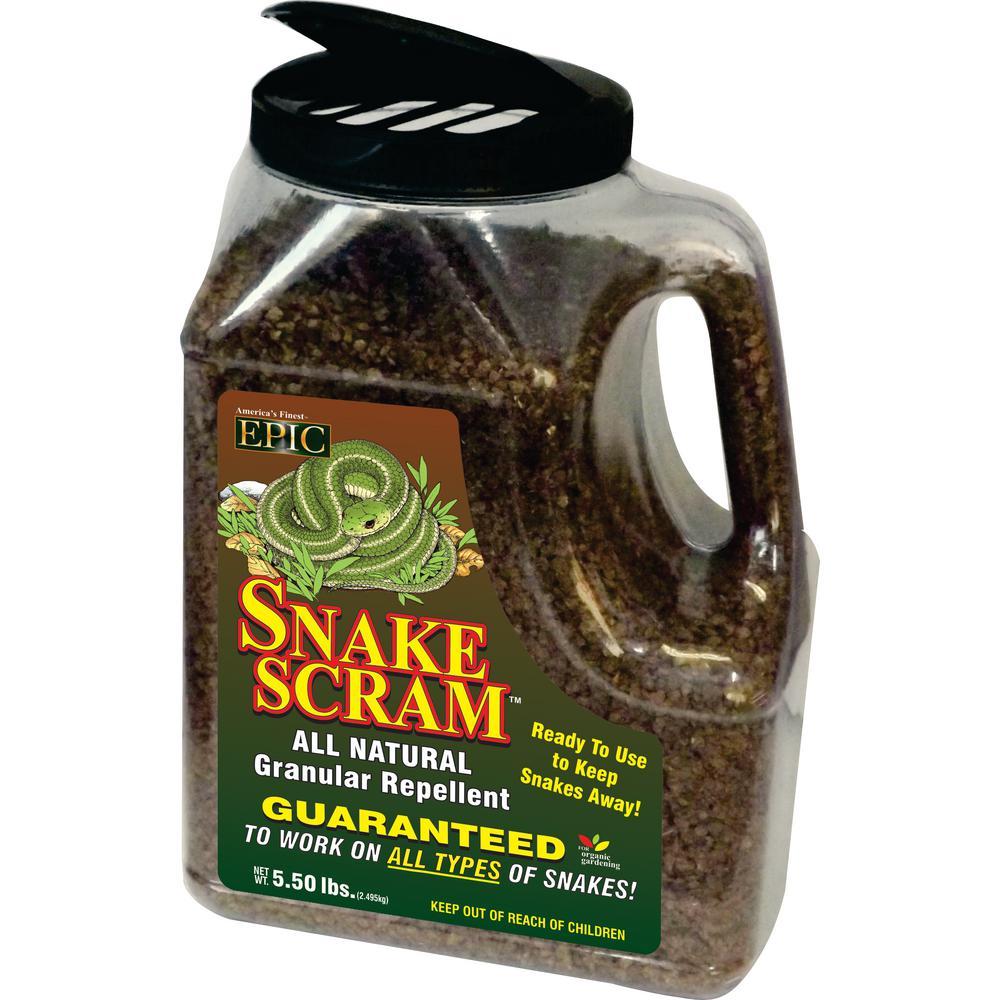 5.5 lbs. Granular Snake Repellent Shaker Jug