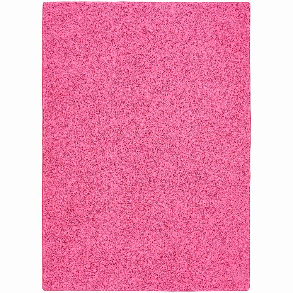 Garland Rug Shazaam Pink Diamond 5 Ft X 8 Ft Area Rug Sz 00 Ra 0058 14 The Home Depot