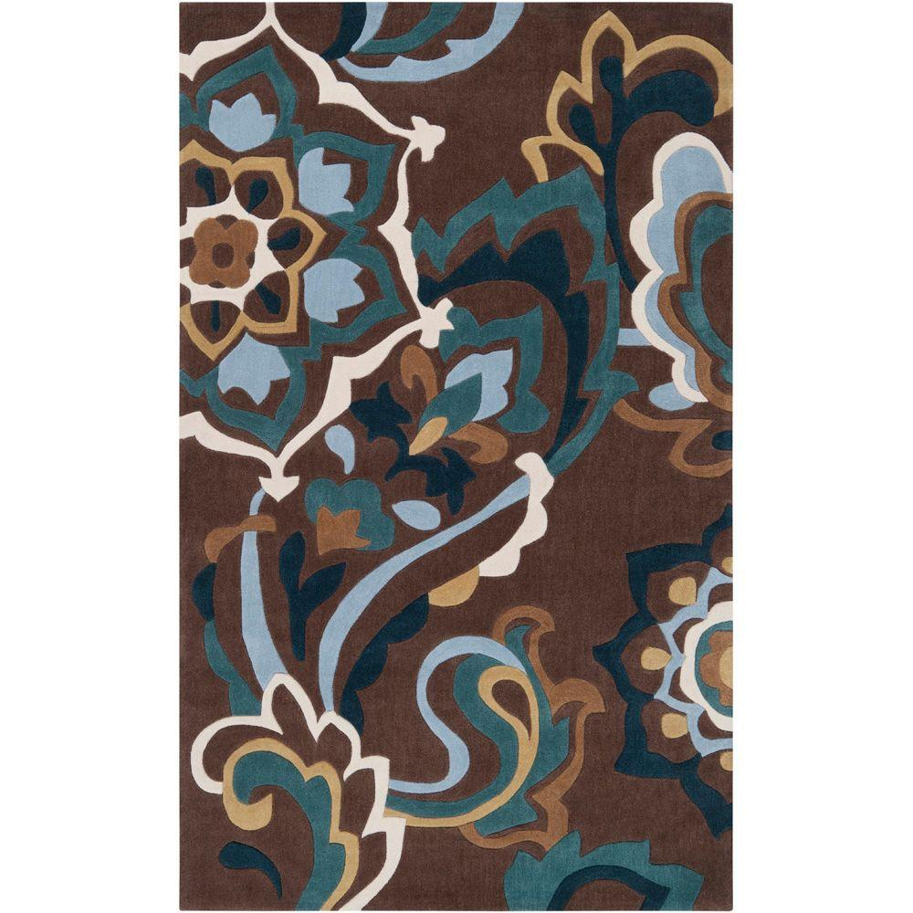 Artistic Weavers Mesquite Mossy Gold 3 ft. 6 in. x 5 ft. 6 in. Area Rug