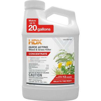64 oz. Quick Acting Weed and Grass Killer