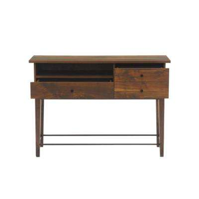 Harvey Park Grand Walnut Sofa Table