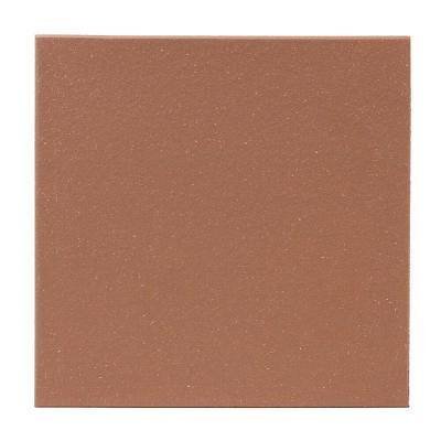 Red Quarry 6 in. x 6 in. Ceramic Floor and Wall Tile (7 sq. ft. / case)