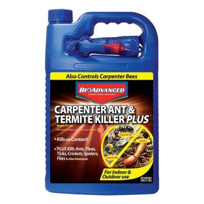 1 Gal. Ready-to-Use Carpenter Ant and Termite Killer Plus