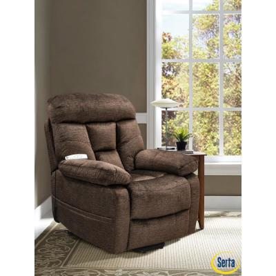 Cicero Serta Lift Chair with Memory Foam Cushion