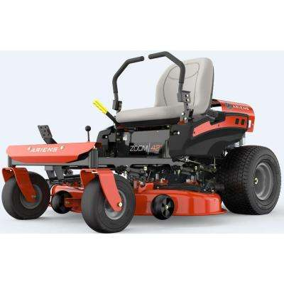 Zoom 42 in. 19 HP Kohler V Twin Zero-Turn Riding Mower