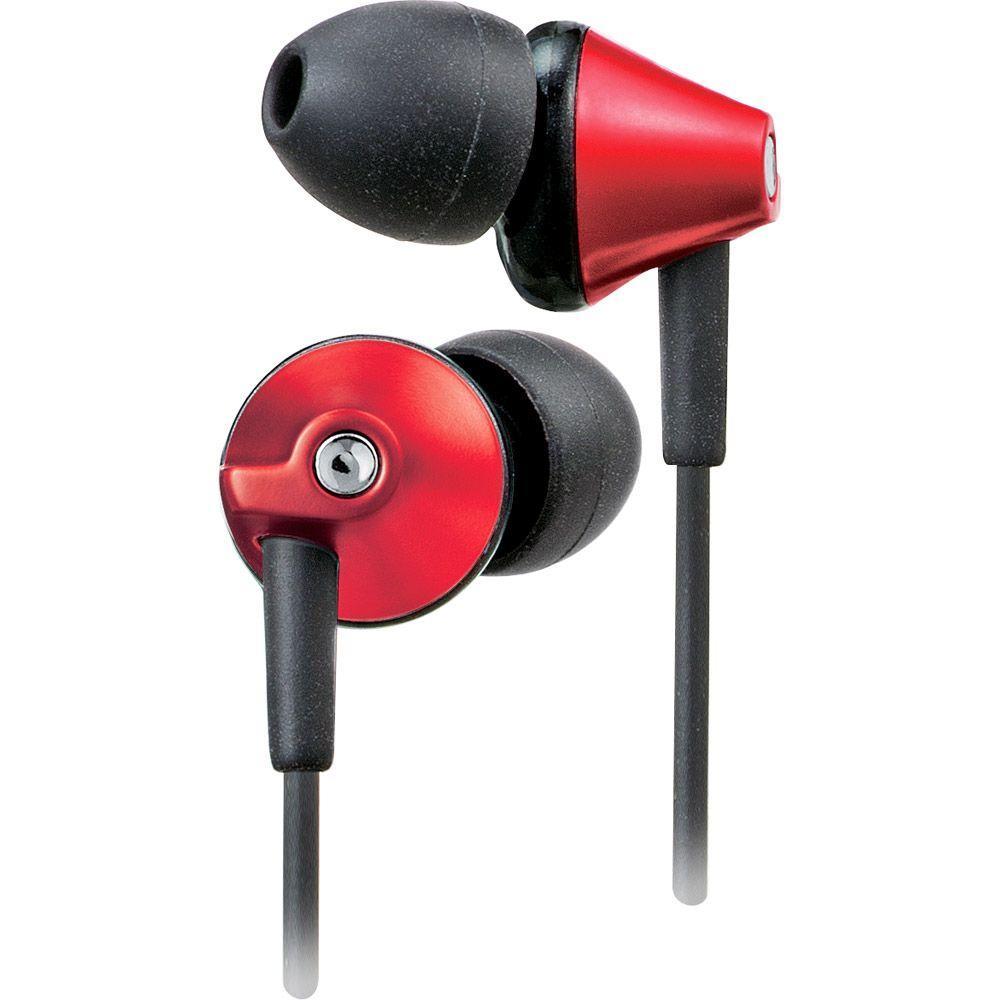 Panasonic Earbud Earphone Red-DISCONTINUED