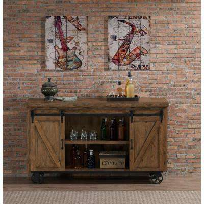 Gateway Harvest Bar Cart